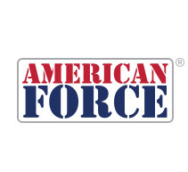 American Force Center Caps & Inserts