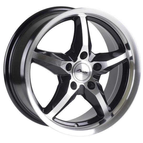 Alloy Technologies AT75 Black with Machined Face