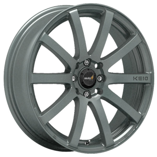 Asuka Racing KE10 Gunmetal