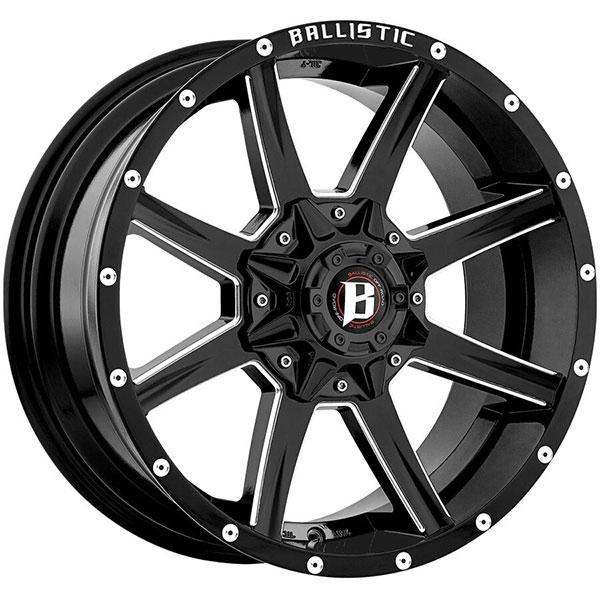 Ballistic Razorback 956 Black