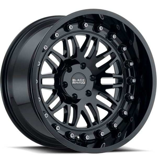 Black Rhino Fury Gloss Black