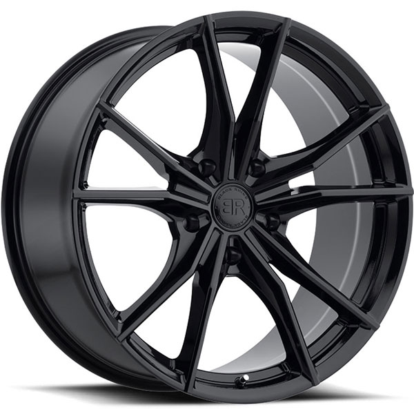 Black Rhino Zion 5 Gloss Black