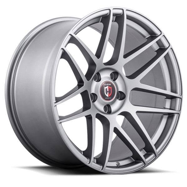 Curva Concepts C300 Matte Gunmetal