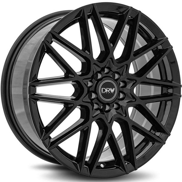 DRW D17 Gloss Black
