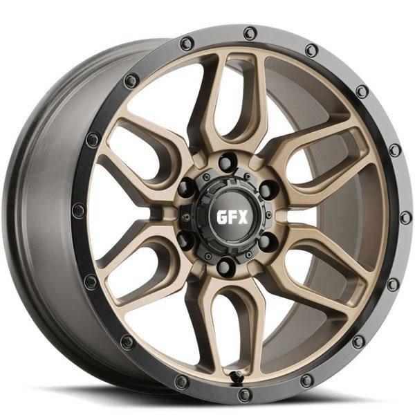 G-FX TR18 Bronze with Black Lip