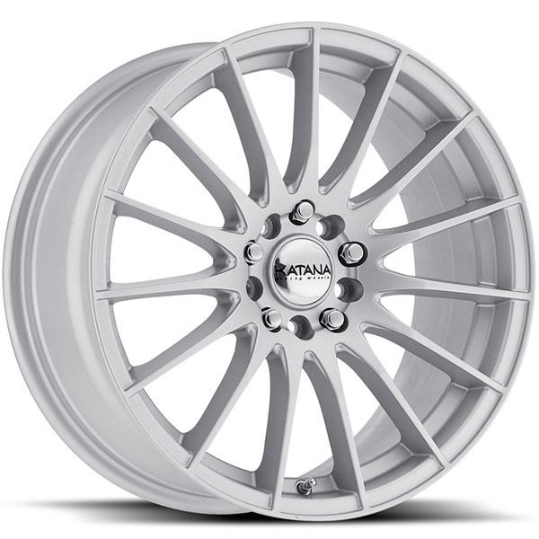 Katana KR33 Gloss Silver