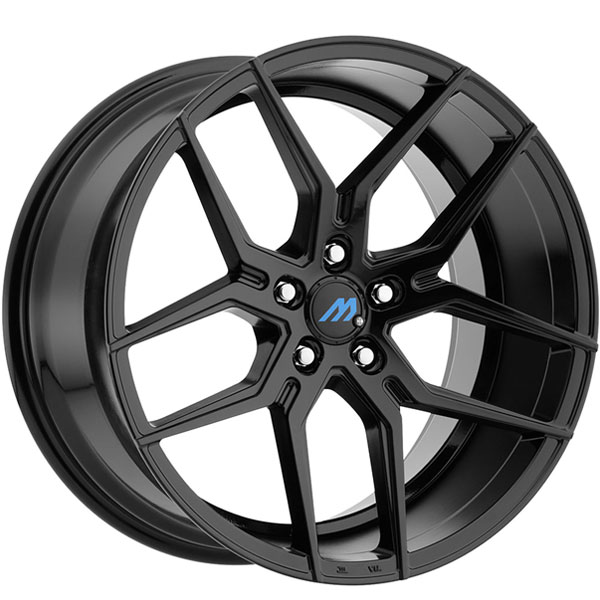 Mach ME4 Gloss Black