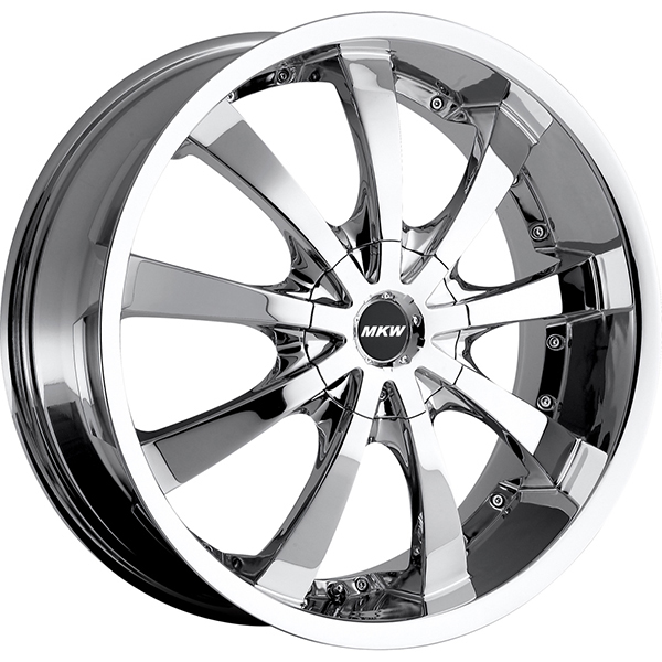 MKW M102 Chrome