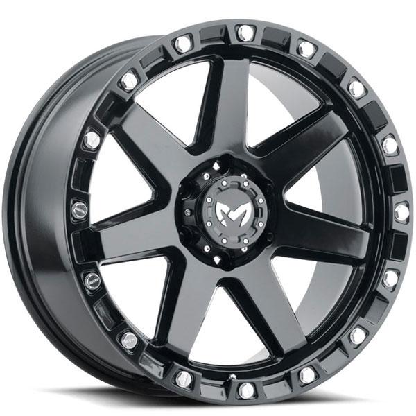 MKW M203 Satin Black
