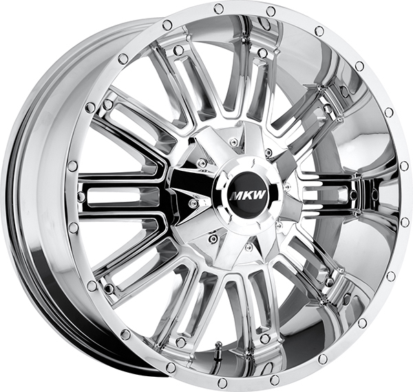 MKW M80 Chrome
