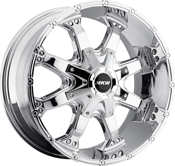 MKW M83 Chrome
