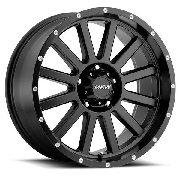 MKW M96 Satin Black