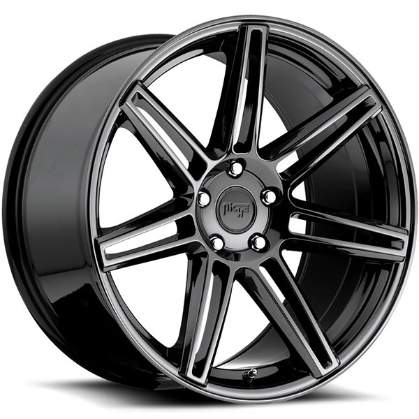 Niche Lucerne M141 Black Chrome