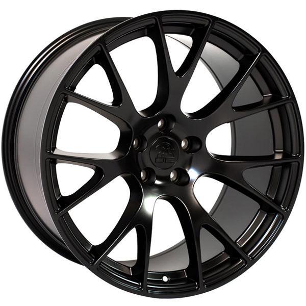 OE Revolution DG-05 Gloss Black