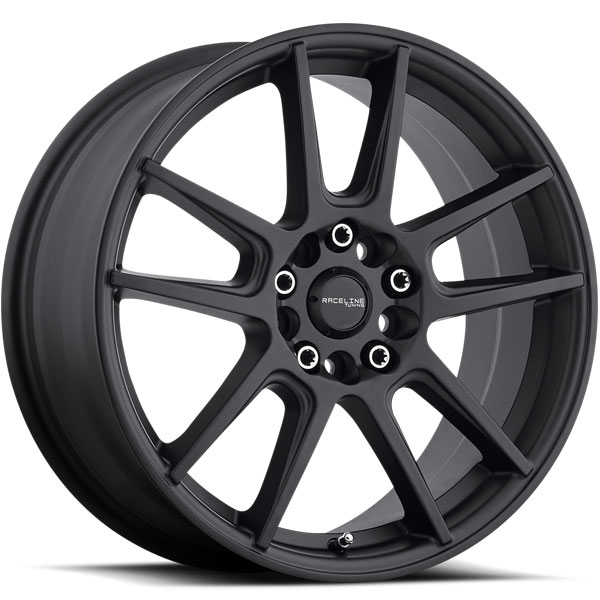 Raceline 142B Rebel Black