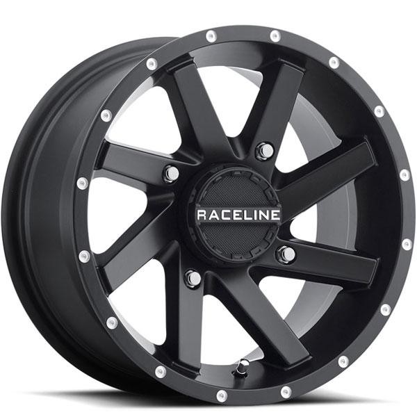 Raceline A82B Twist UTV Satin Black