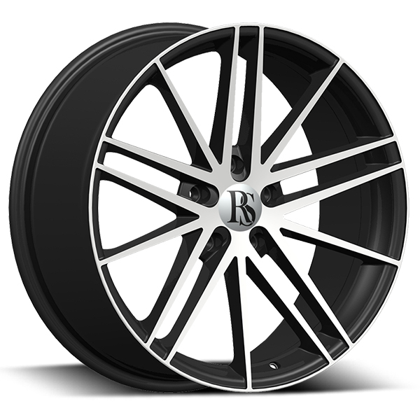 Red Sport RSW120A Black with Machined Face