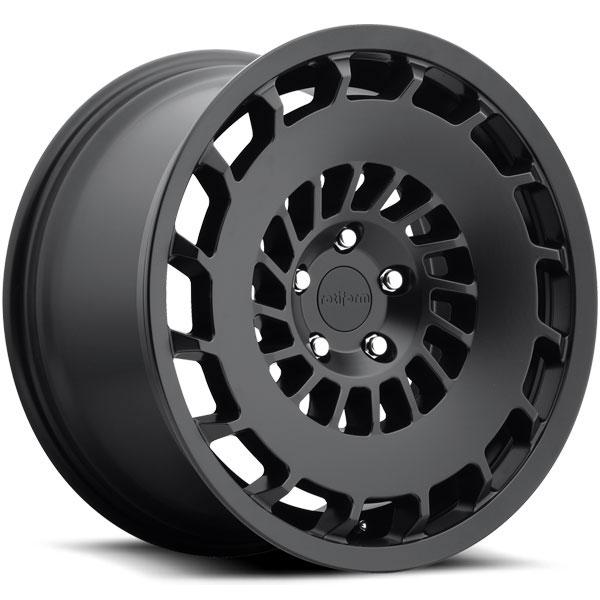 Rotiform CCV Black
