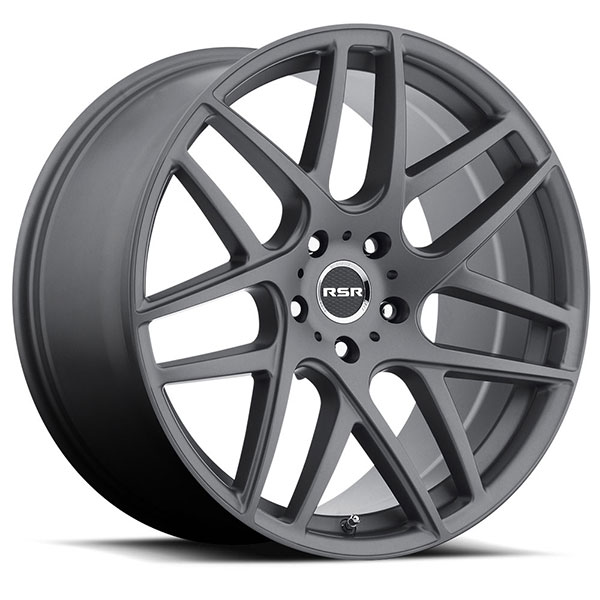 RSR R702 Tungsten Grey