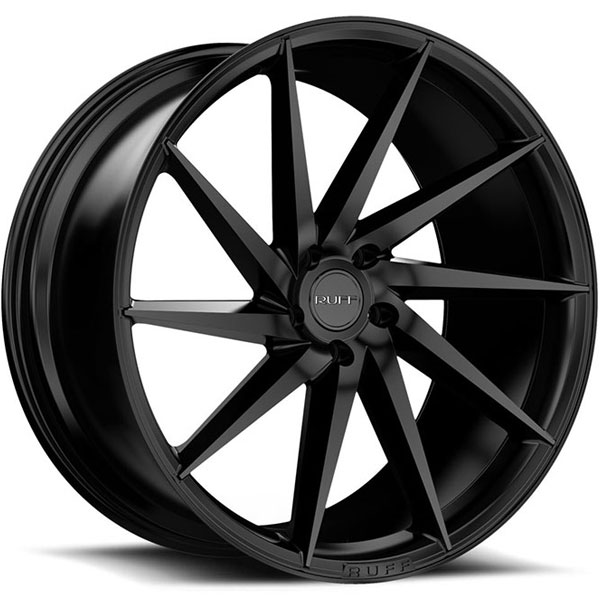Ruff Racing R2 Satin Black