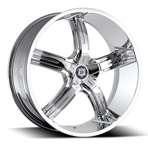 Sevizia SE-418 Chrome 5 Spoke