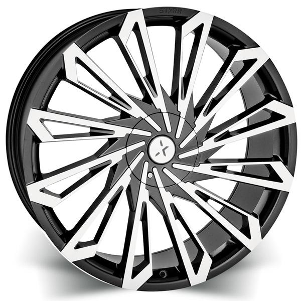 Starr 469 SKS Black Machined