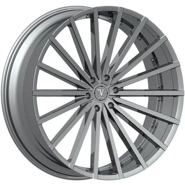 Velocity VW 17B Chrome