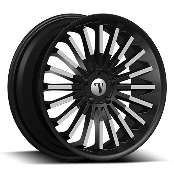 Velocity VW 18 Black Machined