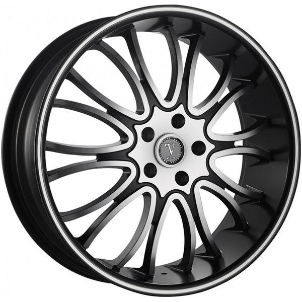 Velocity VW 920 Black