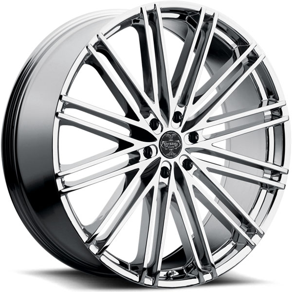 Versante 227 Chrome 6 Lug