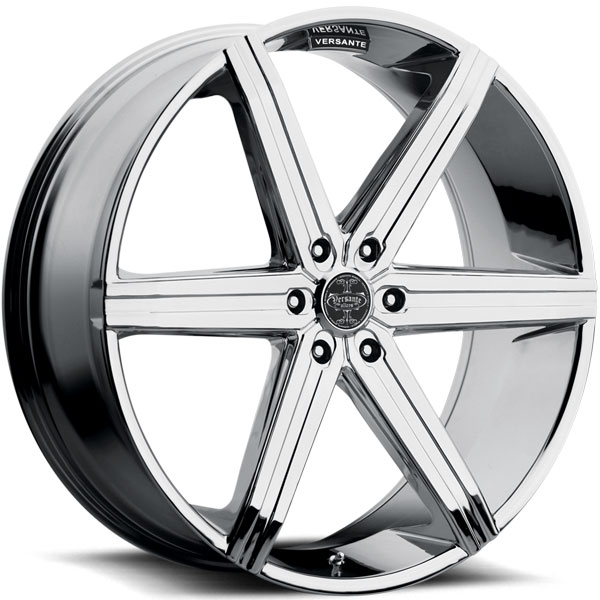 Versante 228 Chrome 6 Lug