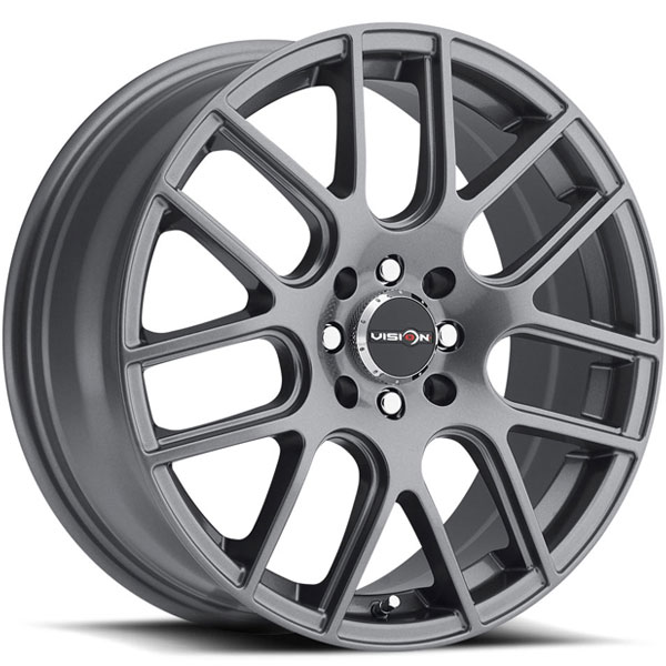 Vision 426 Cross Gunmetal