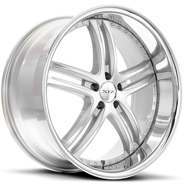 XIX Exotic X15 Silver with Machined Face